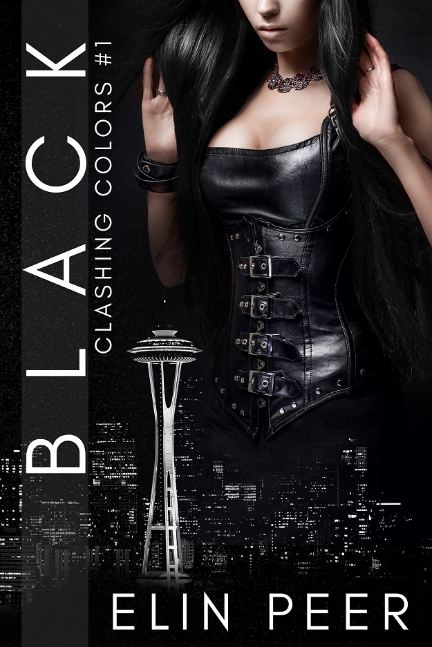 Black: Clashing Colors #1 - Elin Peer    Can a soldier who gives and takes orders for a living help a rebel who lives to break all the rules and answer to no one? If you like fast-paced stories with quirky flawed characters, and you don't mind an emotional roller coaster, then this contemporary romance is for you.
