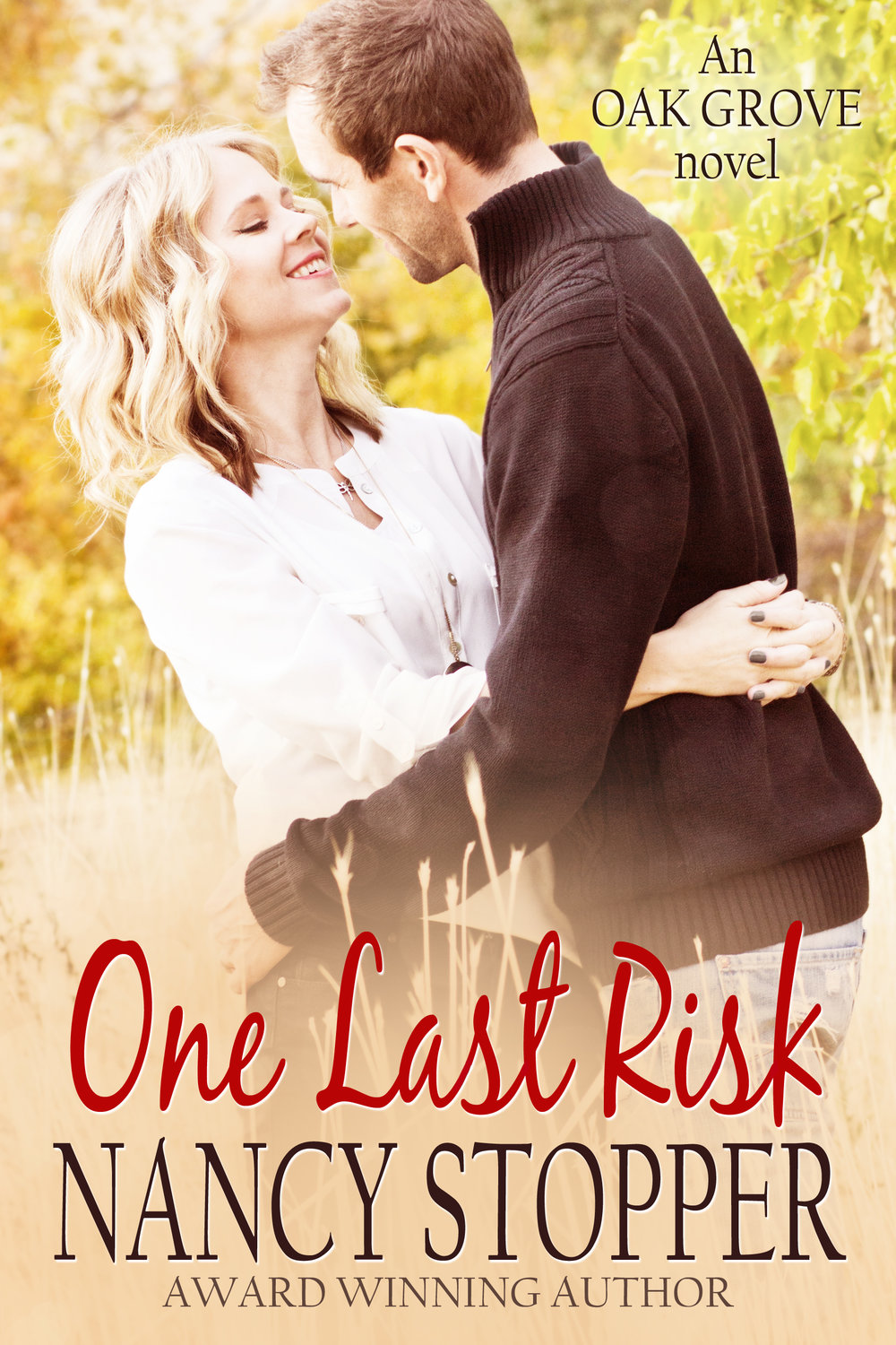One Last Risk - Nancy Stopper (PREVIEW)    A guilt-driven firefighter, a widowed mother, neither is ready for love, but love has other plans.