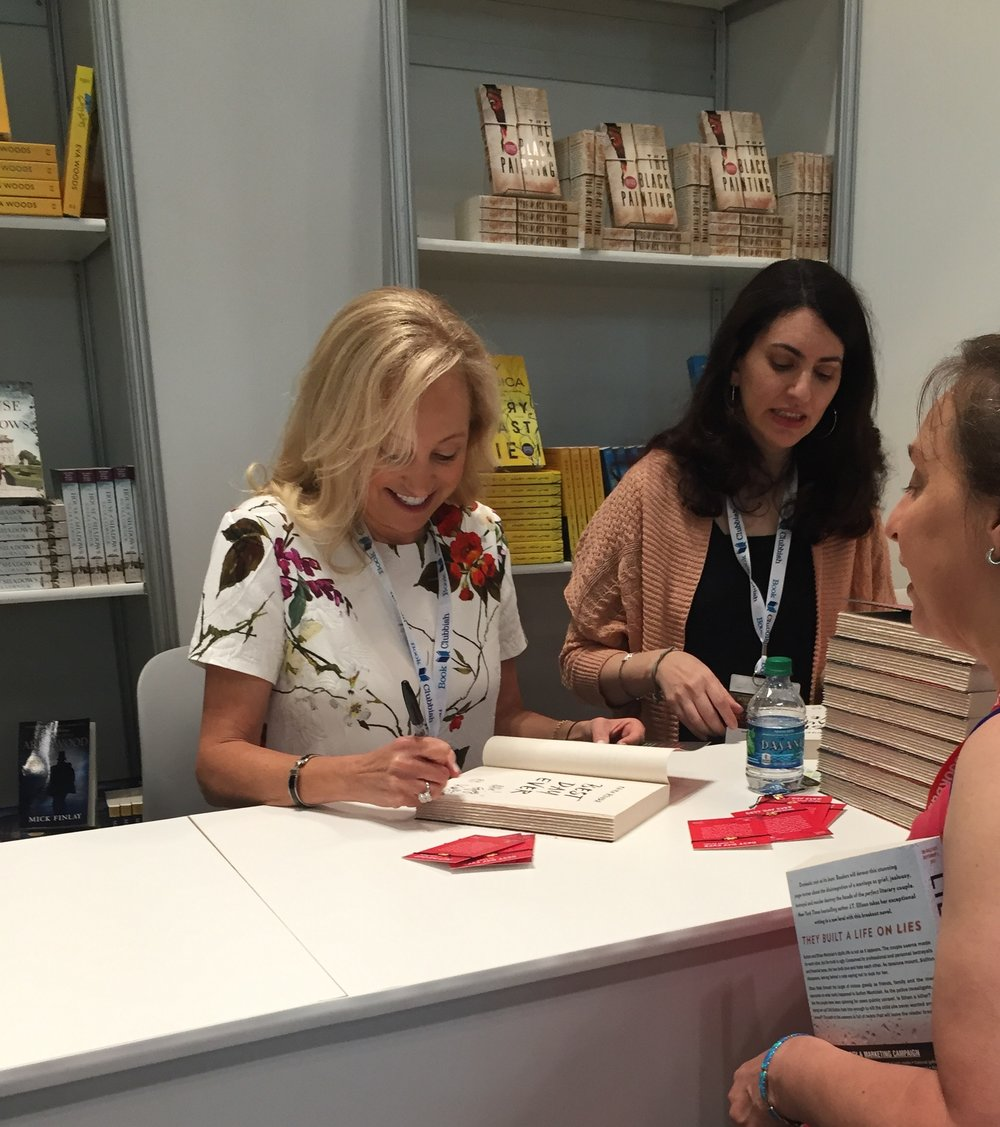Book Signing at BEA!