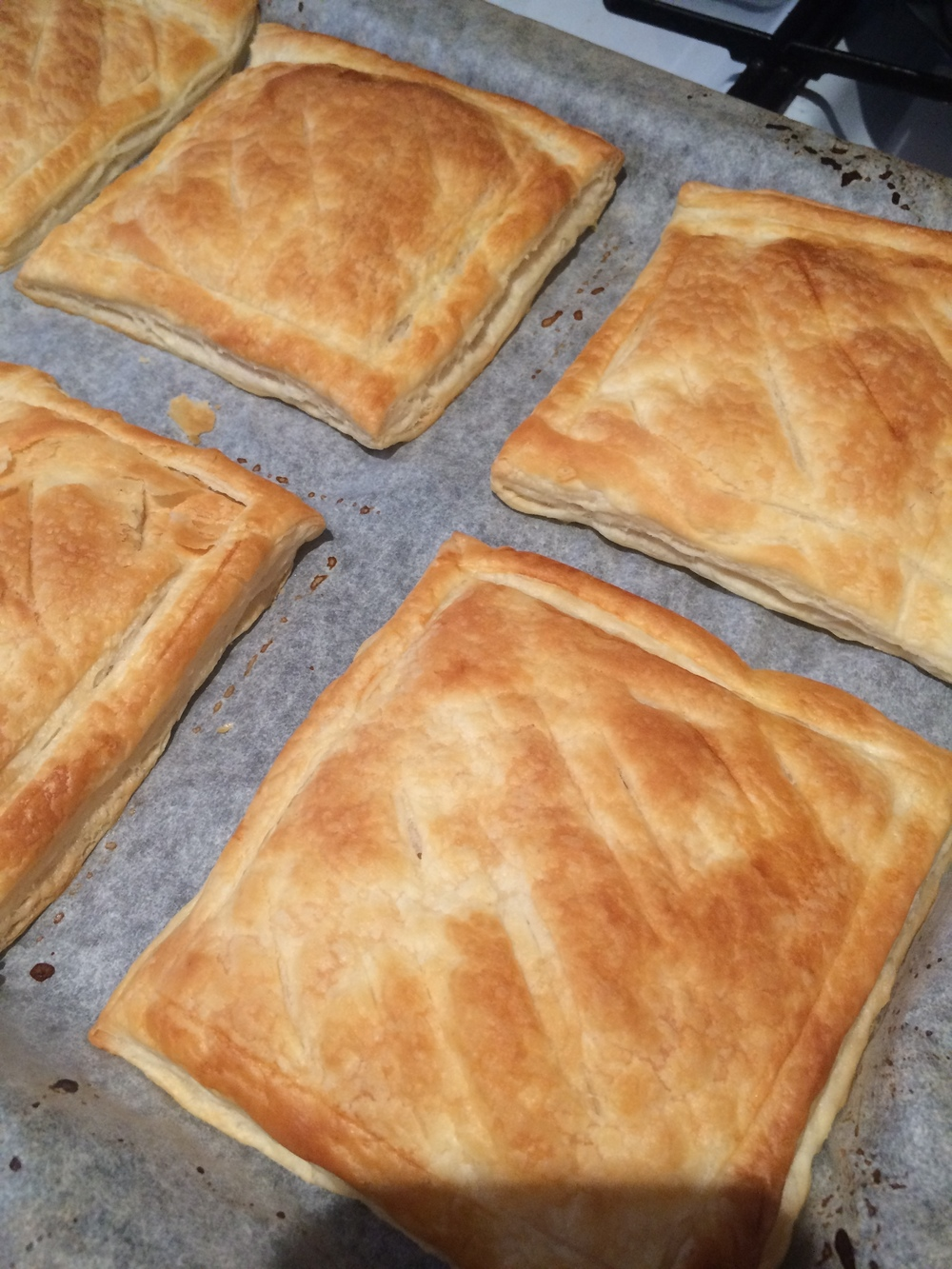 Pastry cases