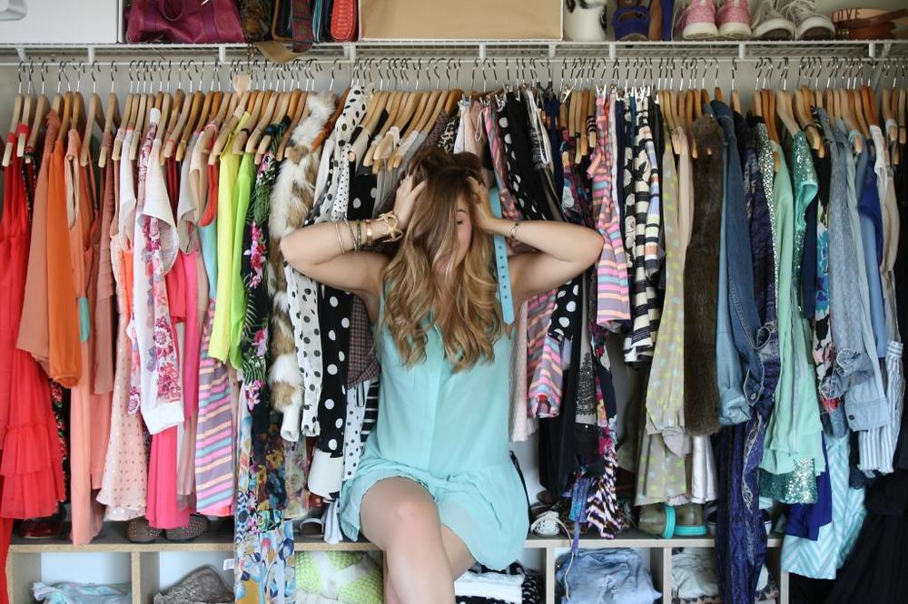 Getting Your Clothing In Order: A Step By Step Guide To A Perfect Closet U2014  The Organizing Pro
