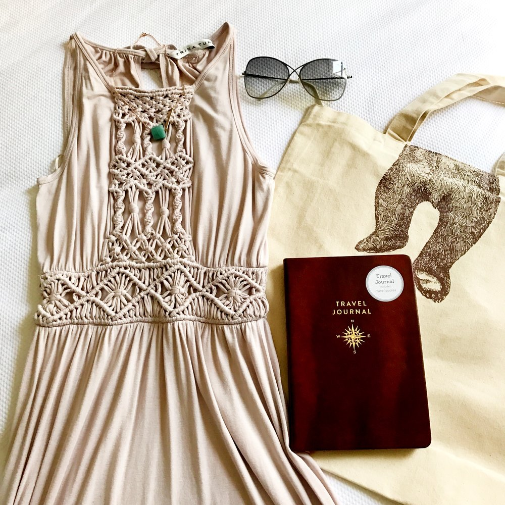 WHEN FASHION AND TRAVEL MEET...