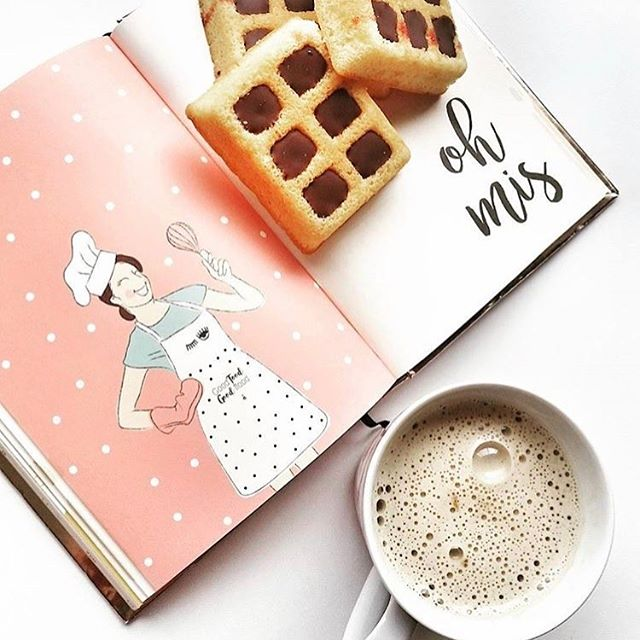 It's National Waffle Day in Sweden. Who's celebrating? 🙋