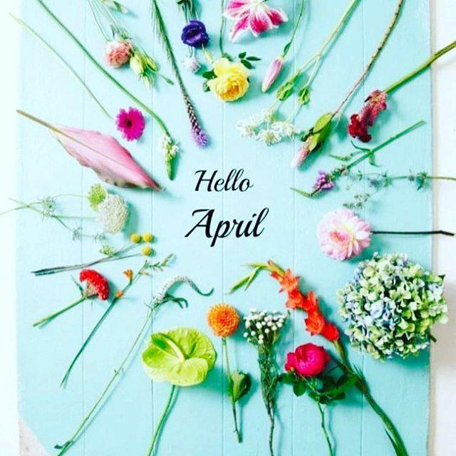 Happy April Everyone!