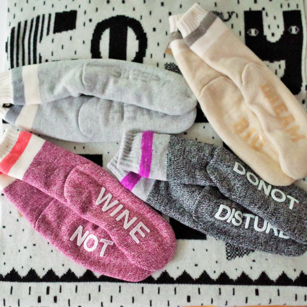 COZY SOCKS HAVE ARRIVED!
