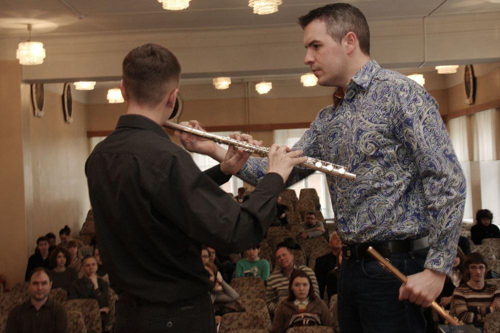 Masterclass in Yaroslavl