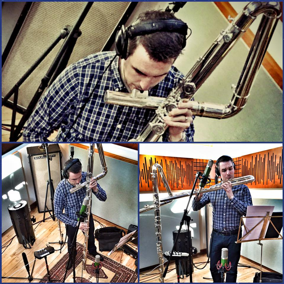 Recording Session for Sony