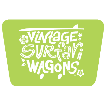 Vintage Surfari Wagons