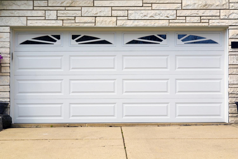 Steel collection trotter garage home bigstock garage door 47918504g rubansaba