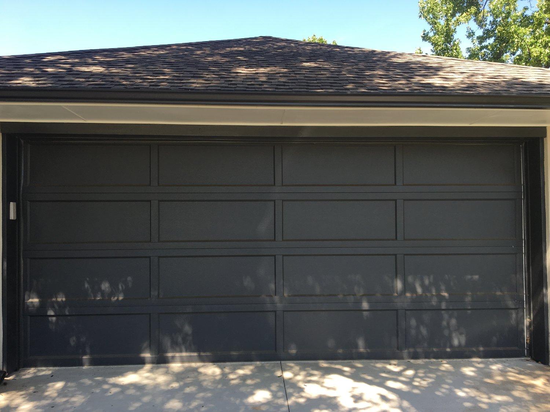 Classic recessed panel trotter garage home img2951g trotter garage home rubansaba