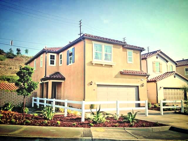 Valle Di Oro, Williams Homes Development, Santa Clarita