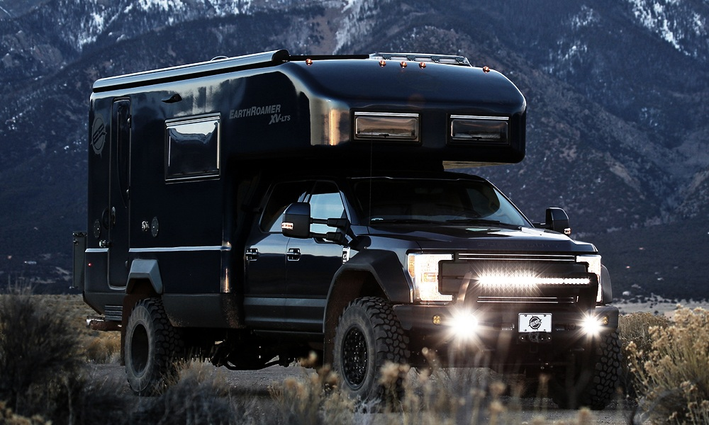 The Most Expensive Campers You've Ever Wanted - Cool Material