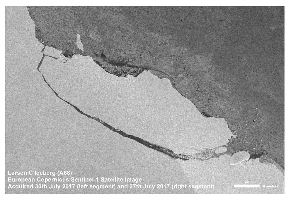 Cracks Are Still Spreading Across Antarctica - The Verge