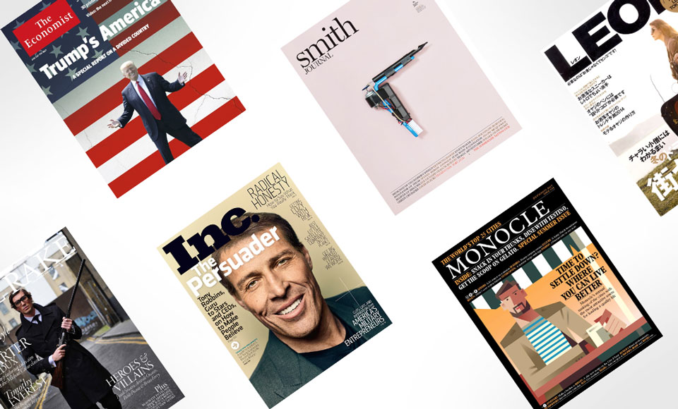 10 Magazines That Prove Print Isn't Dead - D'Marge
