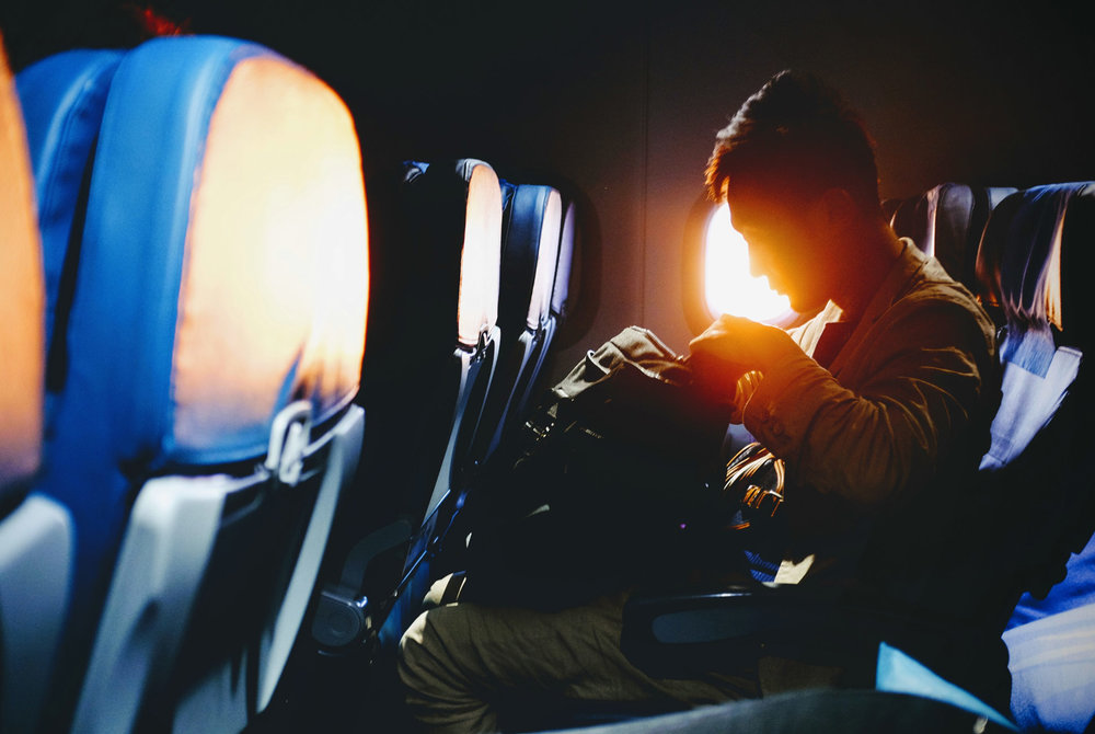 The One Stretching Routine You Need to Know For Long Flights  - Gear Patrol