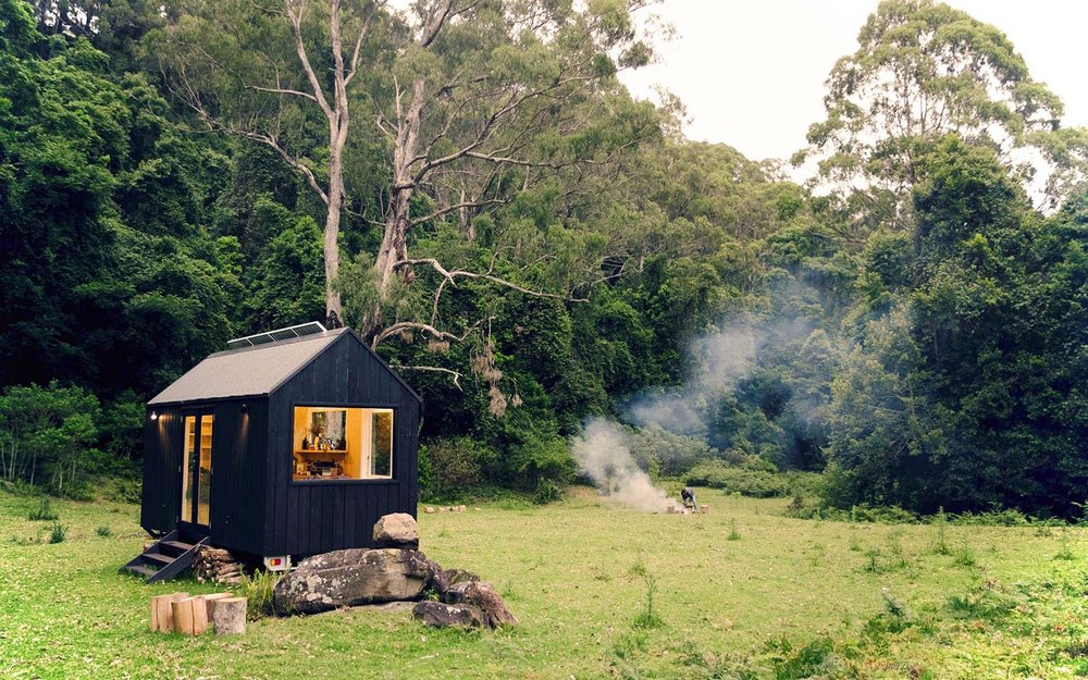 Go Off the Grid and Into These Tiny Houses in Australia's Wilderness - Awol