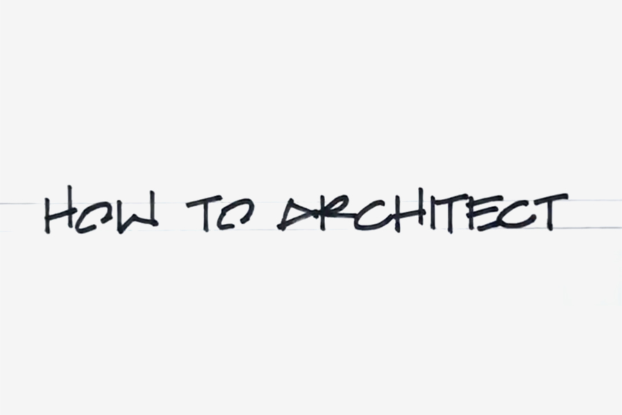 Learn to Hand Letter Like an Architect - Airows