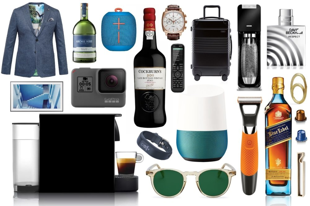 Father'sDay Gift Guide - Man of Many