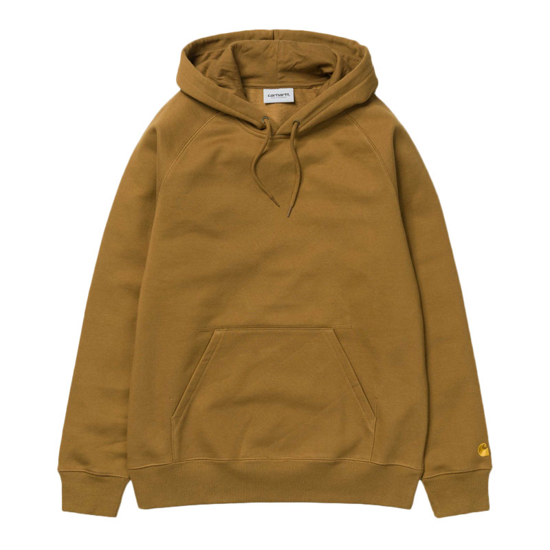- Hooded Chase Sweatshirt by Carhartt WIP $105
