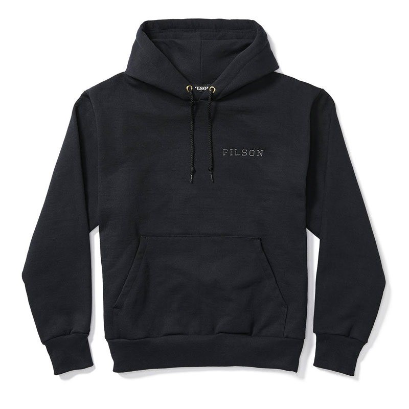 - Embroidered Pullover Sweatshirt by Filson $225