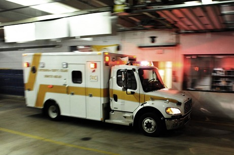 The Dangerous Reality of Driving an Ambulance - The Drive