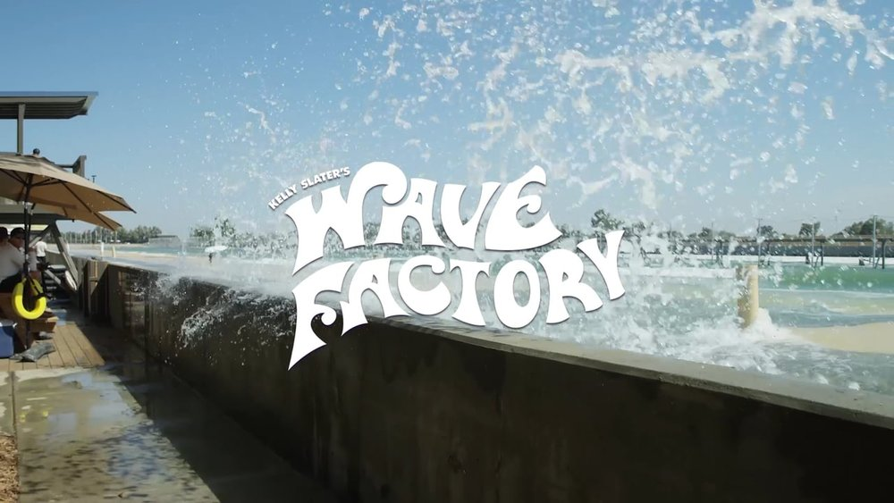 Kelly Slater's Wave Factory - STAB Magazine