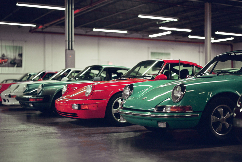 Inside the NJ Warehouse Where Porsche Dreams Come True - Gear Patrol