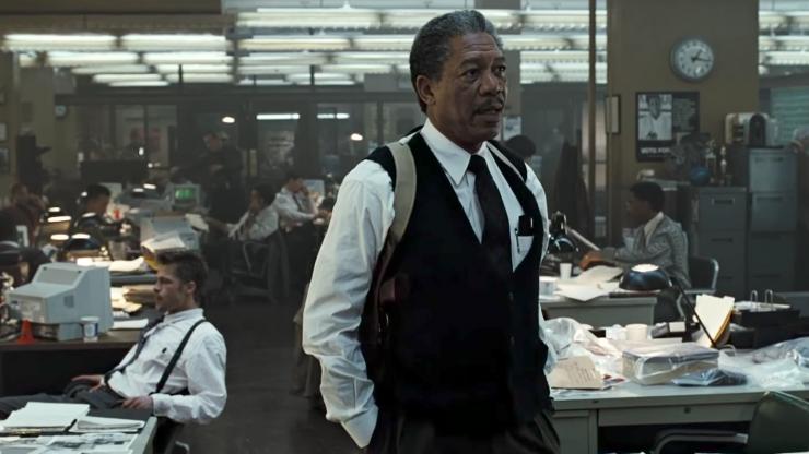 How David Fincher Hijacks Your Eyes - Nerdwriter