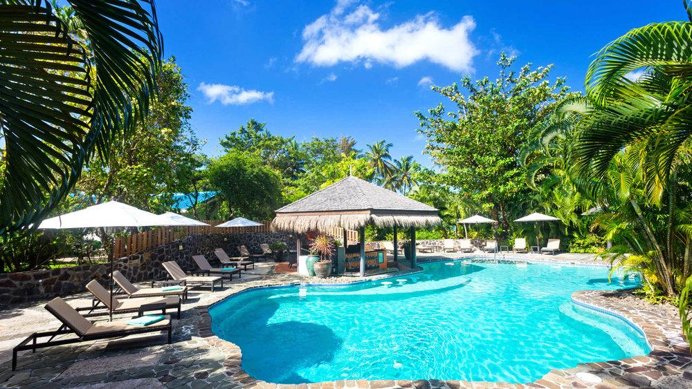 #3: East Winds Inn - St. Lucia, Caribbean