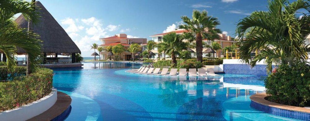 #4: Moon Palace Golf & Spa Resort - Cancun, Mexico