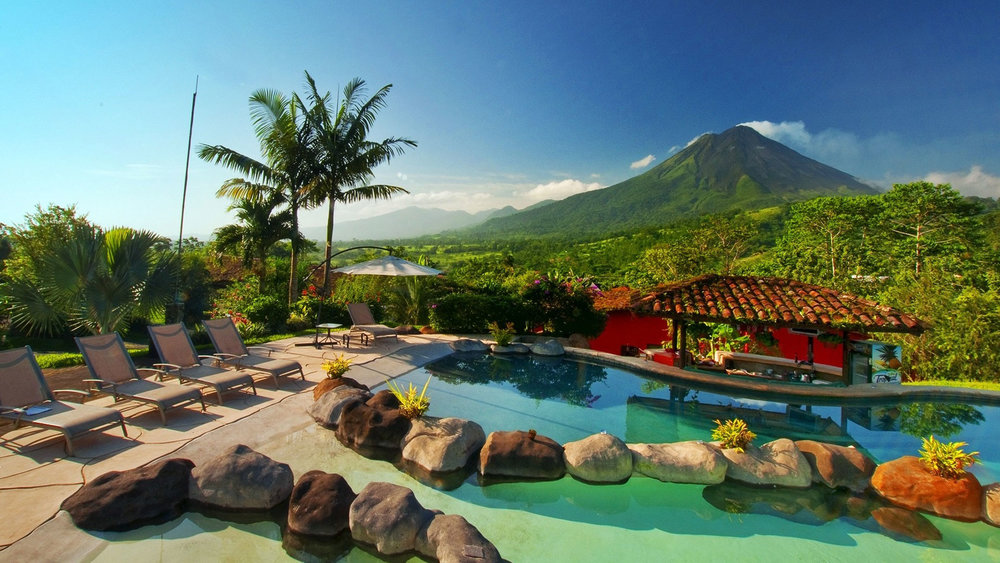 #5: Hotel Mountain Paradise - La Fortuna de San Carlos, Costa Rica