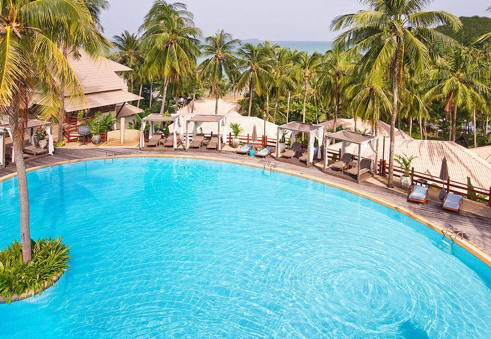 #7: Cape Panwa Hotel - Phuket, Thailand