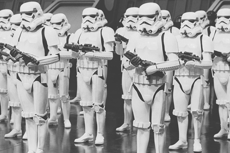 Everything You Ever Wanted to Know About Stormtroopers - Vice
