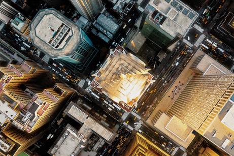 Drone's-Eye View of New York City - New York Magazine