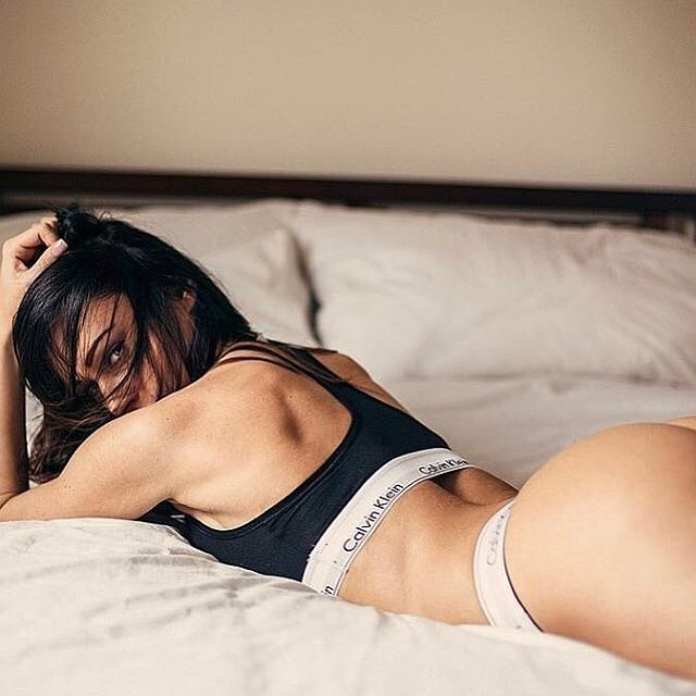 Chilling in your Calvins.⠀ . . . . 📷: @adamrobertsonphotography