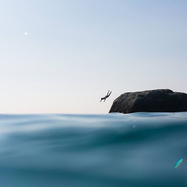 Who's ready to dive into 2018? . . . . 📷: @chrismstephenson