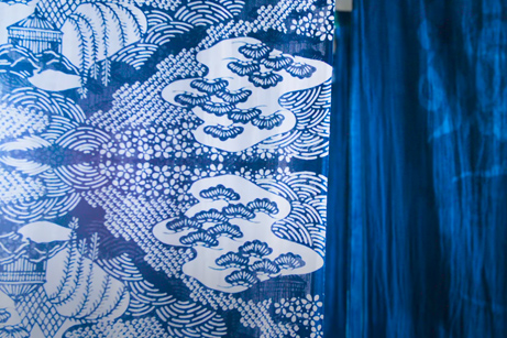The Link Between Japanese Samurai and Real Indigo - Great Big Story