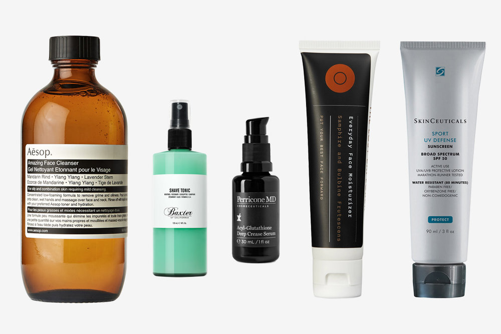 28 Skin Care Essentials For Men - HiConsumption