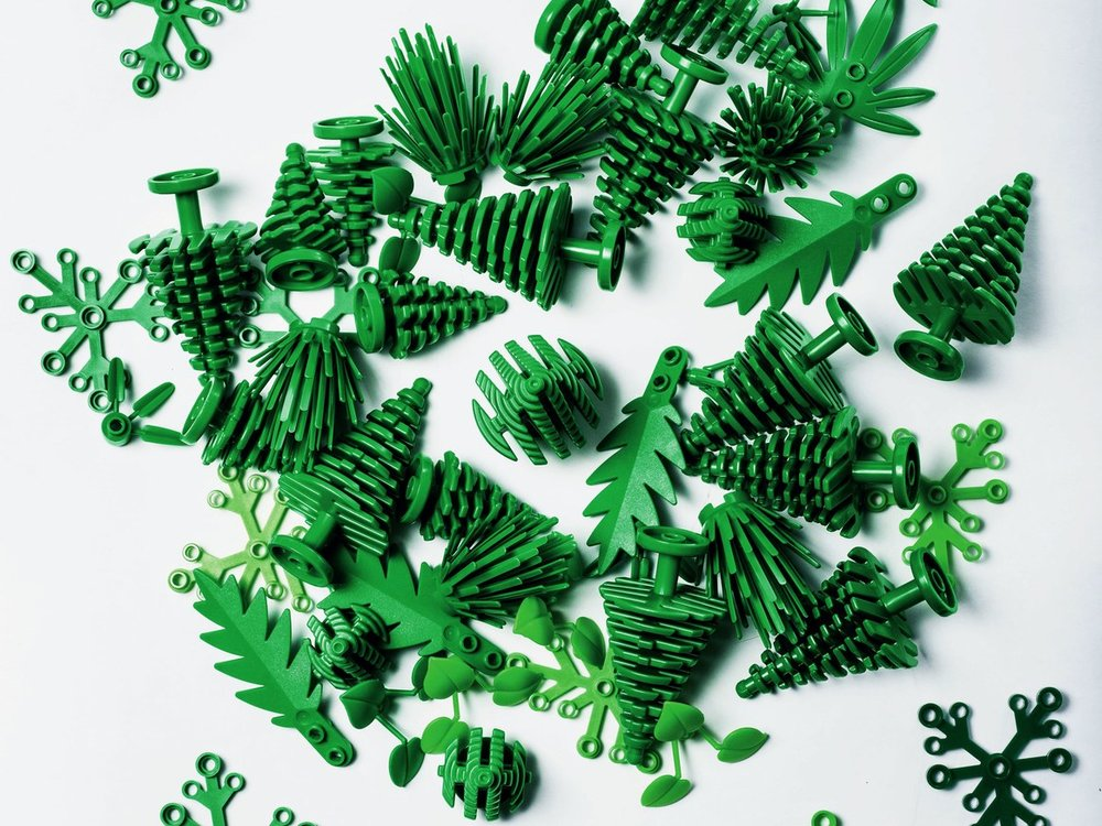 Lego Builds A Sustainable Future, One Brick At A Time - Wired