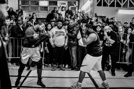 Step Into the Ring at an Underground Fight Club - The Undefeated