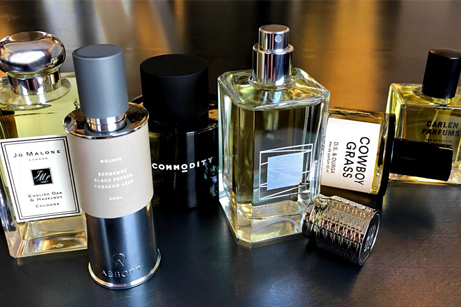 The Secret to Smelling Better Than Anyone Else - Valet