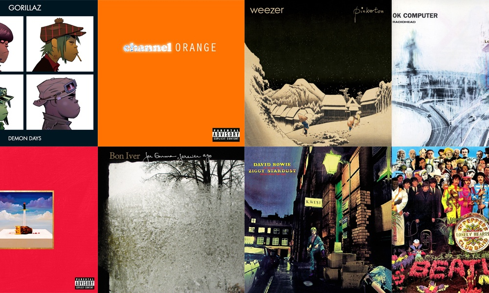 20 Albums You Have to Listen to Front to Back - Cool Material