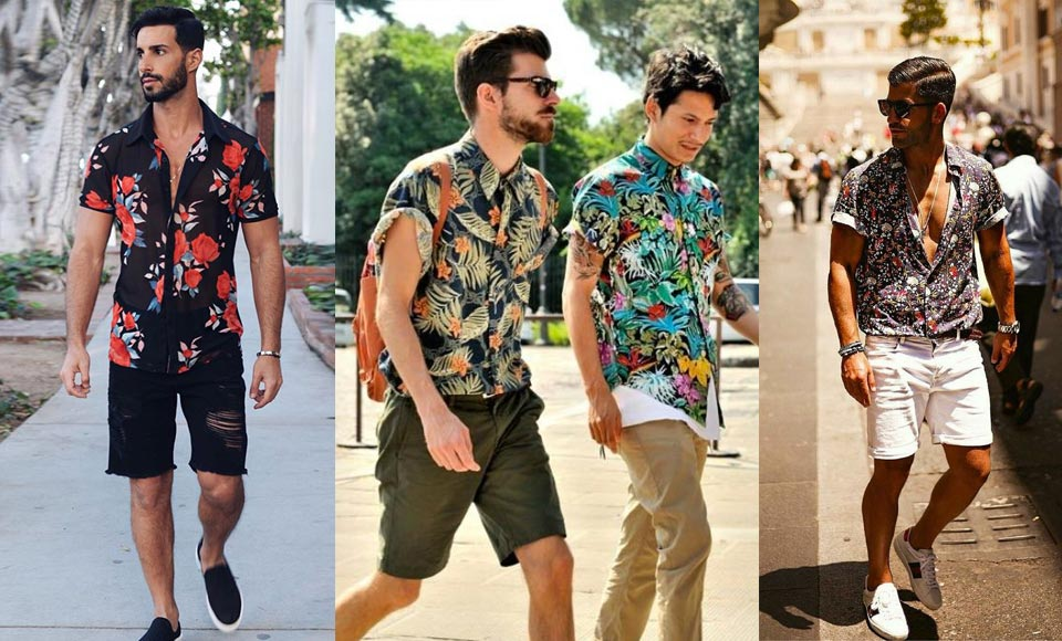 Bold Print Hawaiian Shirts Are the Future of Menswear, so Get Used to It - D'Marge