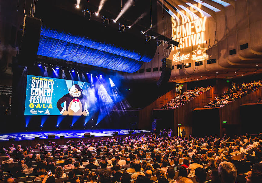 Not Sure What to See at the Sydney Comedy Festival? - Broadsheet