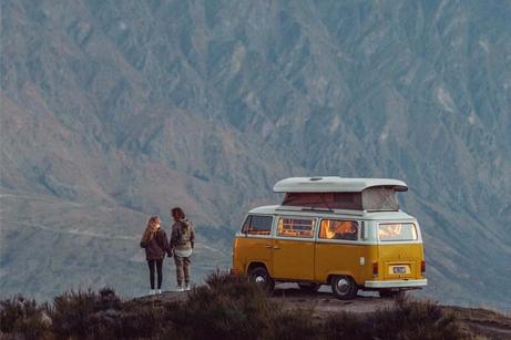Van Life Diaries - Instagram