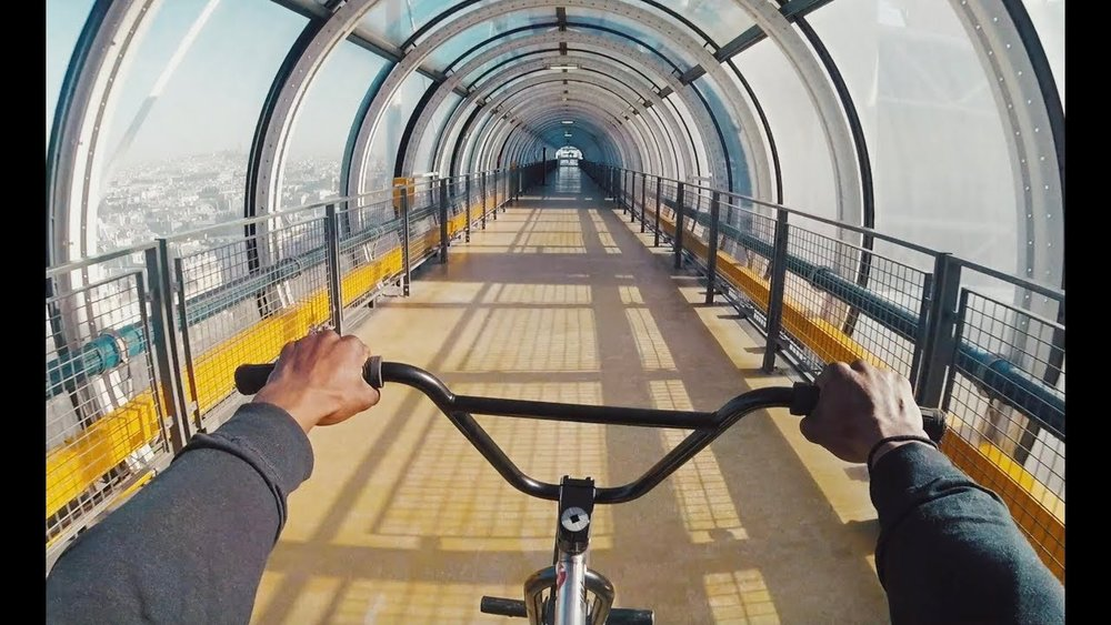 London to Paris With Nigel Sylvester - YouTube