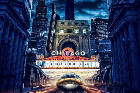If Film Directors Designed Travel Posters - Big Domain
