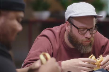 Seth Rogen Tests Secret Fast-Food Burgers - First We Feast