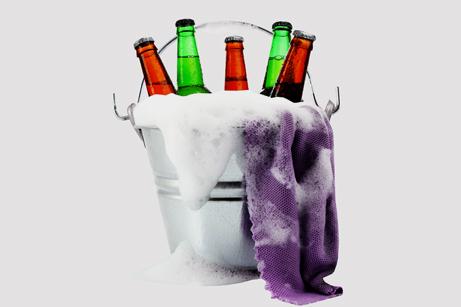 You Should Do Your Chores Drunk - Lifehacker
