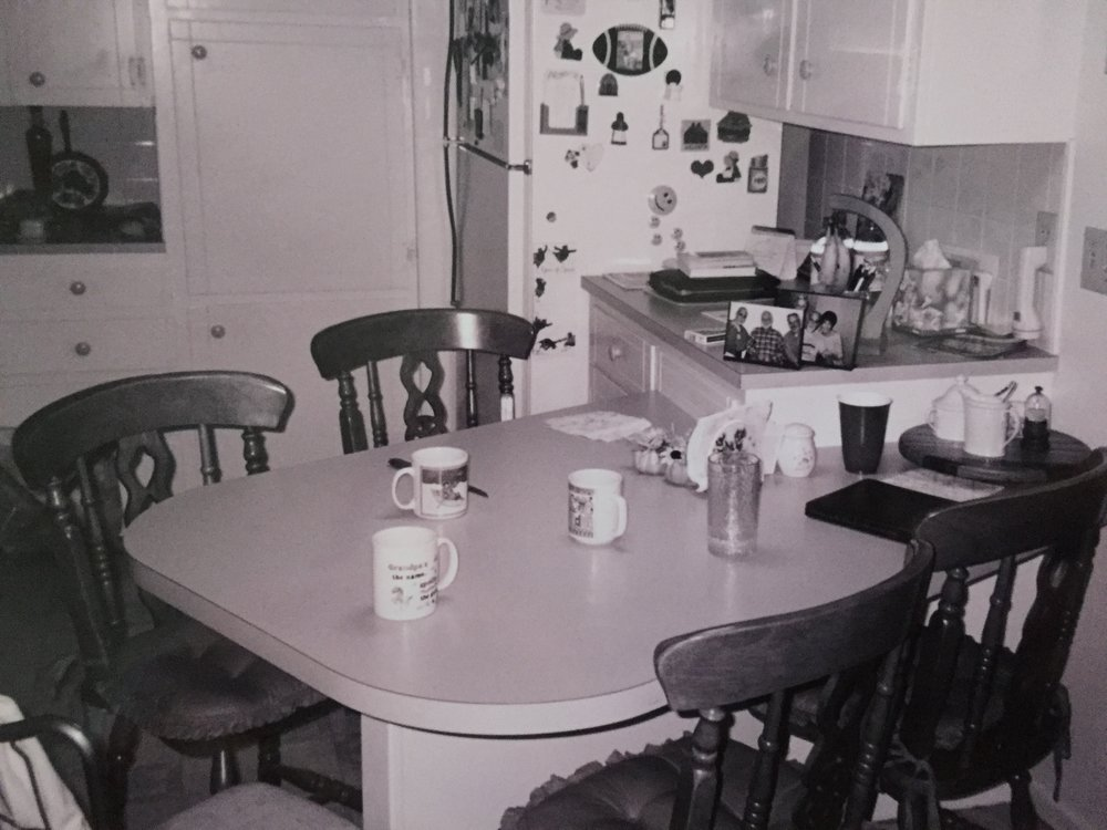 Kitchen Table- God Was With Them.JPG